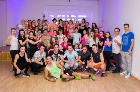 VIBE Piatra Neamț – cel mai nou și complet club de zumba-fitness, tango și yoga pentru adulți și copii! (foto-galerie)