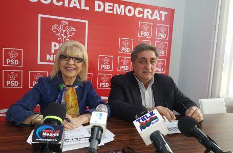 PSD Neamț susține înființarea codurilor economic și administrativ