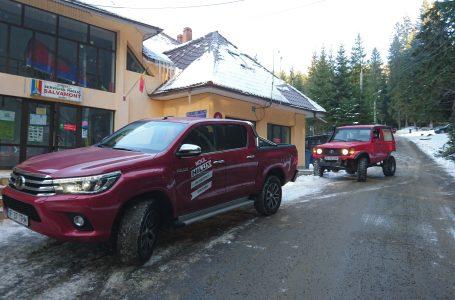 Salvamont Neamț a primit 2 autospeciale pentru intervenție în teren dificil!