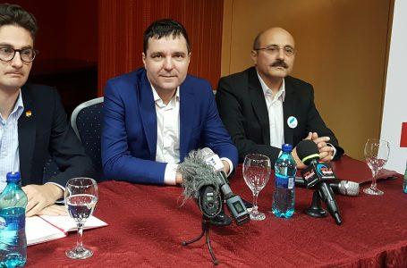 """Nicușor Dan, la Piatra Neamț: """"Uniunea Salvați România nu face compromisuri politice!"""" Care sunt principalele proiecte ale USR!"""