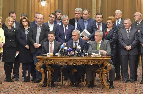 Ionel Arsene, la masa greilor care au semnat protocolul de guvernare PSD-ALDE! Miniștri de la PSD Neamț în viitorul Guvern!?