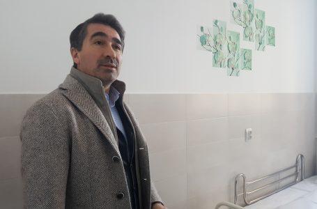Ionel Arsene va renova în nume propriu trei saloane ale Spitalului Județean de Urgență Piatra Neamț!