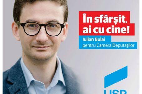 """Iulian Bulai (deputat USR Neamț): """"Condamn modul în care președintele CJ Neamț, Ionel Arsene, îi tratează pe locuitorii județului!"""""""