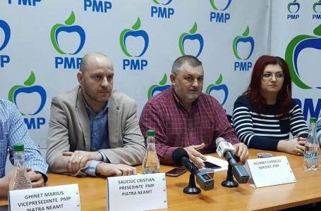 Ruptură vizibilă în PMP Piatra Neamț! Piatra Neamț va avea un viceprimar nou?!