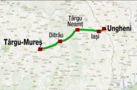 Anunț crucial pe tema autostrăzii Iași – Tg Neamț – Tg Mureș