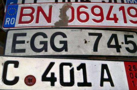 Din 28 februarie se fac programări on-line pentru înmatricularea mașinilor în Neamț!