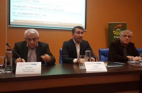 După vicepremierul Sevil Shhaideh, și ministrul Agriculturii a venit în județul Neamț