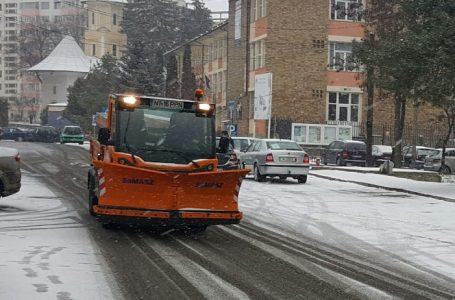 Publiserv intervine de noaptea trecută în tot municipiul Piatra-Neamț!