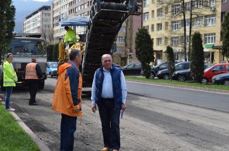 Primarul Dragoș Chitic a anunțat ce străzi intră în perioada următoare în reabilitare și asfaltare