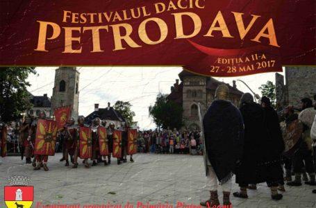 A doua ediție a Festivalului Dacic de la Piatra Neamț