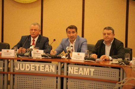Referendum pentru demiterea lui Arsene din funcția de președinte al CJ Neamț