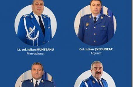 Echipa managerială a Inspectoratului Județean de Jandarmi a fost completată! Patru noi șefi la IJJ Neamț!