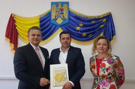 """Uniunea Națională a Patronatelor, interesată să deschidă o filială la Piatra Neamț! Prefectul Panaite: """"Mediul de afaceri este esențial pentru județ"""""""