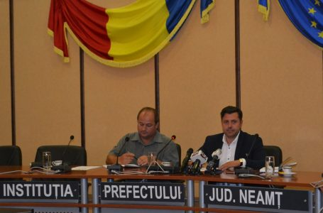 Prefectul Vasile Panaite impulsionează activitatea la Serviciul de Pașapoarte Neamț