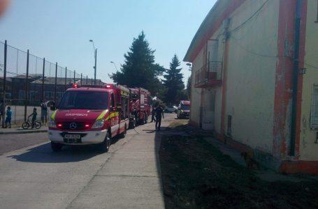 Incendiu la un bloc din cartierul Speranța! A încercat să își dea foc la apartament!
