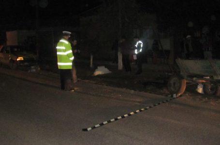 Accident mortal la Girov în seara de Revelion