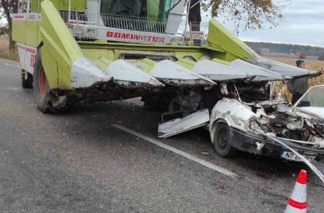 Accident mortal la Timișești (joi, 12 octombrie) – FOTO