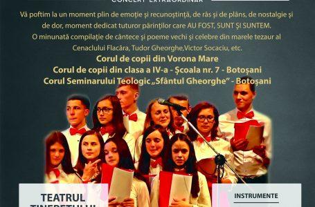 """""""Haide mamă, haide tată!"""" – concert extraordinar organizat de Protopopiatul Piatra-Neamț"""