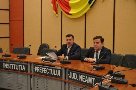 """Pregătiri de vremea rea în Neamț! Prefectul Vasile PANAITE: """"Suntem în stare de alertă!"""""""