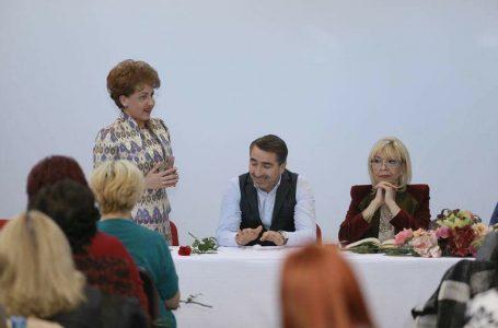 """Emilia Arcan: """"PSD Neamț este alături de Ionel Arsene!"""""""