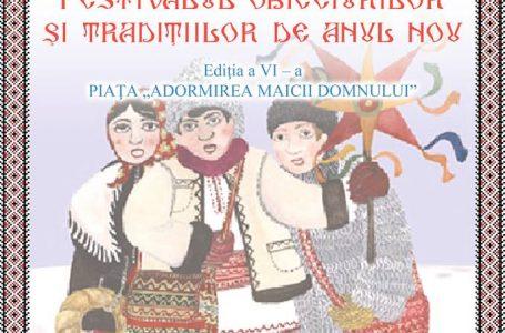 Marți, la Tîrgu Neamț, Festivalul obiceiurilor și tradițiilor de Anul Nou