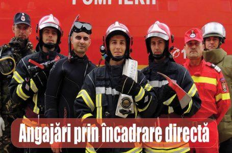 Angajări din sursă externă la ISU Neamț! Iată posturile disponibile!