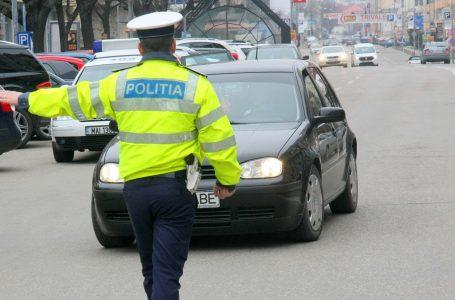 Șofer depistat drogat la volan în Piatra-Neamț