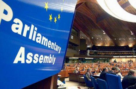 Deputatul PNL Mugur Cozmanciuc, la Adunarea Parlamentară a Consiliului Europei