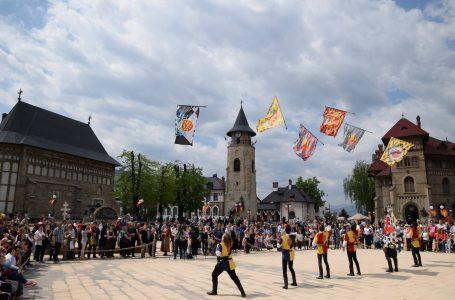 """Sărbătoarea """"Curții Domnești"""", sâmbătă, la Piatra-Neamț! Programul manifestărilor!"""