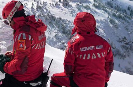 Salvamont Neamț: Pericol maxim de avalanșe pe versanții nordici din Ceahlău!