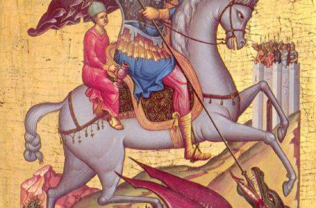 Sfântul Gheorghe NU va fi sărbătorit marți, 23 aprilie, ci săptămâna viitoare