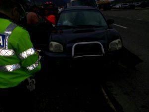 accident 2 masini Piatra Neamt