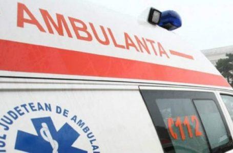 Doi copii arşi iar unul rănit într-un accident, week-end-ul trecut