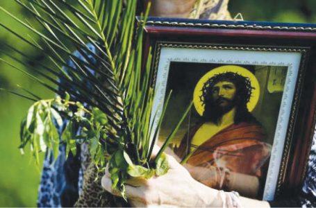 Pelerinajul creștinilor-ortodocși de Florii – sâmbătă, la Piatra-Neamț