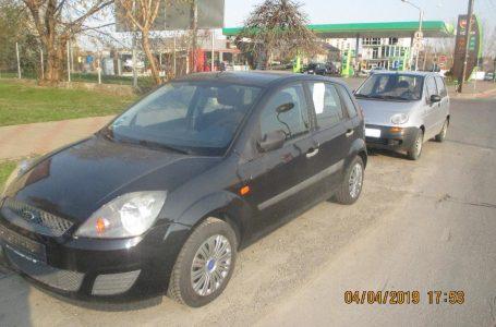 Amenzi pentru proprietarii mașinilor expuse spre vânzare în locuri nepermise