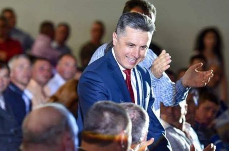 Este OFICIAL! Mugur Cozmanciuc, candidatul PNL Neamț la președinția Consiliului Județean!