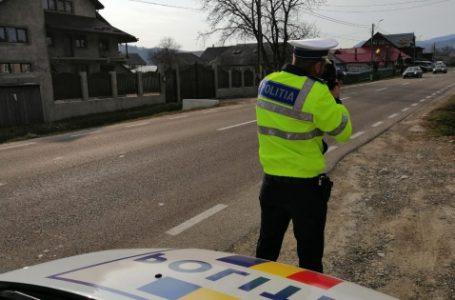 Șoferul fugar a fost prins! A gonit cu 150 kilometri pe oră cu poliția pe urme!