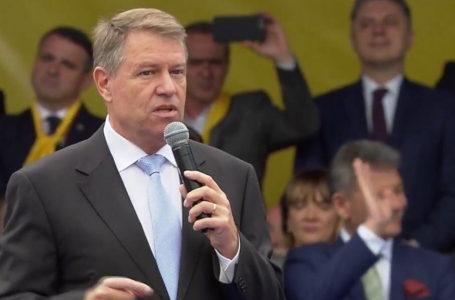 Președintele PNL Neamț, Mugur Cozmanciuc, alături de președintele României, Klaus Iohannis (foto-galerie)