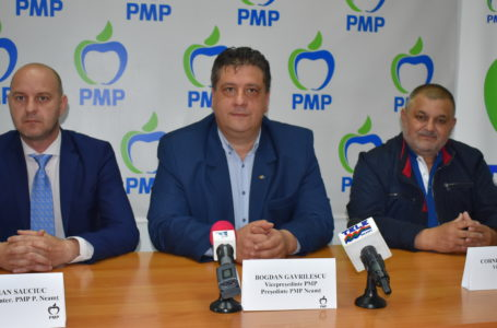 """Gavrilescu (PMP Neamț): """"Ne punem sufletele la bătaie în această campanie electorală"""""""