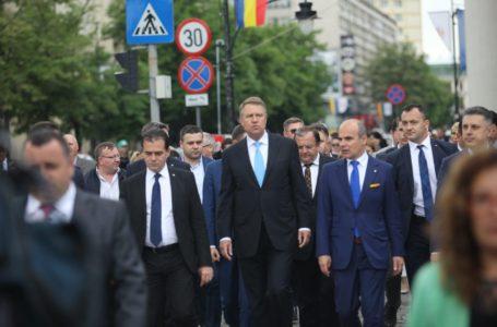 Miting PNL la Iași, fără garduri și jandarmi! Liberalii nemțeni, prezenți!