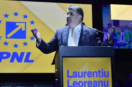 """Laurențiu Leoreanu (vicepreședinte PNL/ Camera Deputaților): """"Trebuie să recunoaștem că avem două provocări majore!"""""""