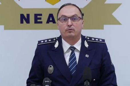 Paul Tablan a fost eliberat din funcția de inspector șef al IPJ Neamț