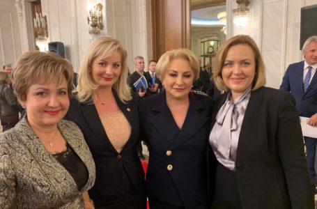 Organizația de femei a PSD, cu Emilia Arcan în conducere, o susține pe Viorica Dăncilă la președinția partidului
