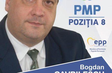 Bogdan Gavrilescu (PMP): Cetățenii județului Neamț iși doresc o viață mai bună!