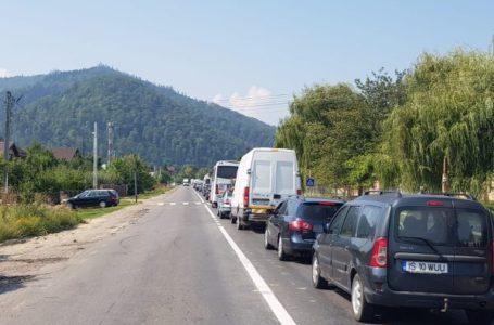 Luni reîncep lucrările la podul de la Preluca! Au evitat iritarea șoferilor în ziua votului?