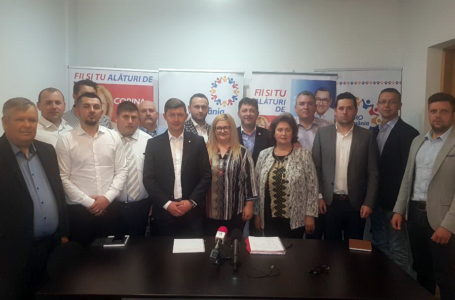 """Harbuz (PRO România): """"Avem susținători din PSD Neamț, de la primari, la consilieri locali și județeni!"""""""