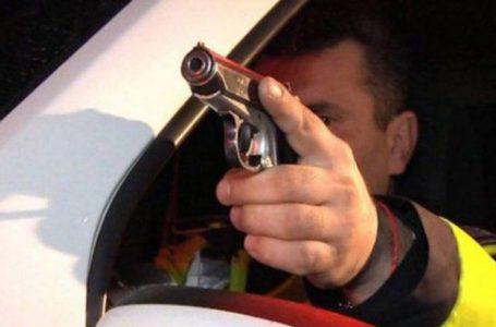 Urmărire cu focuri de armă la intrarea în Piatra-Neamț