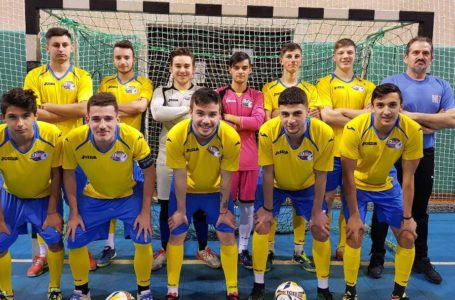 Turneului Final al Campionatului Național de Futsal Juniori U19 are loc la Piatra-Neamț