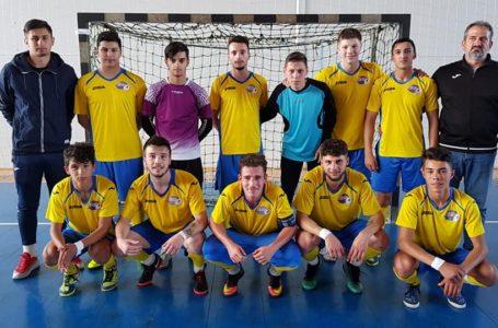 Juniorii Futsall Ceahlăul, calificare la Campionatul Național U19