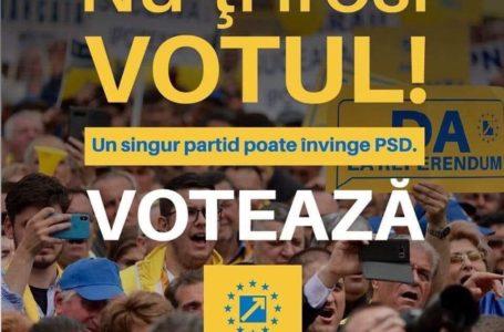 De ce merită pe 26 mai să votezi PNL, poziția 5 pe buletinul de vot